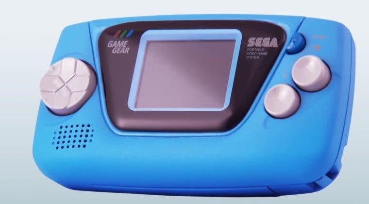Imagen de Cada variación de la Game Gear Micro iba a tener solo 1 juego