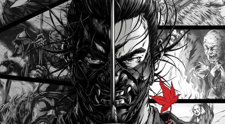 Imagen de Ghost of Tsushima y Afro Samurai; así son los artes del mangaka