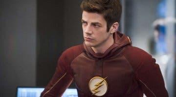 Imagen de El sorprendente cambio físico de Grant Gustin, el protagonista de The Flash