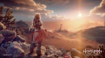 Imagen de Sony se muestra segura sobre la llegada en 2021 de Horizon Forbidden West