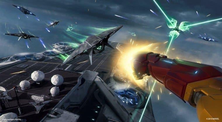 Imagen de Marvel's Iron Man VR prepara su lanzamiento con un nuevo tráiler