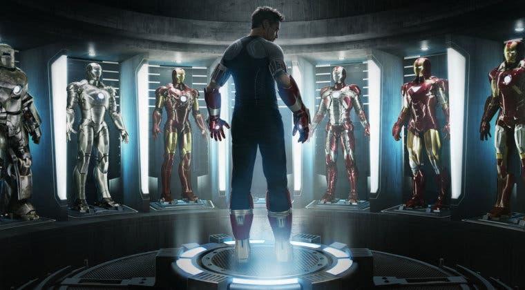 Imagen de Este arte conceptual de Iron Man 3 muestra una armadura submarina