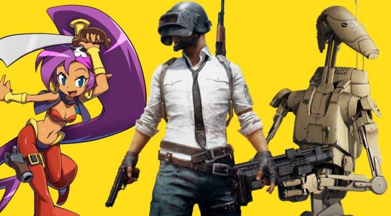 Imagen de Todos los videojuegos gratis para jugar este fin de semana (5-7 junio)