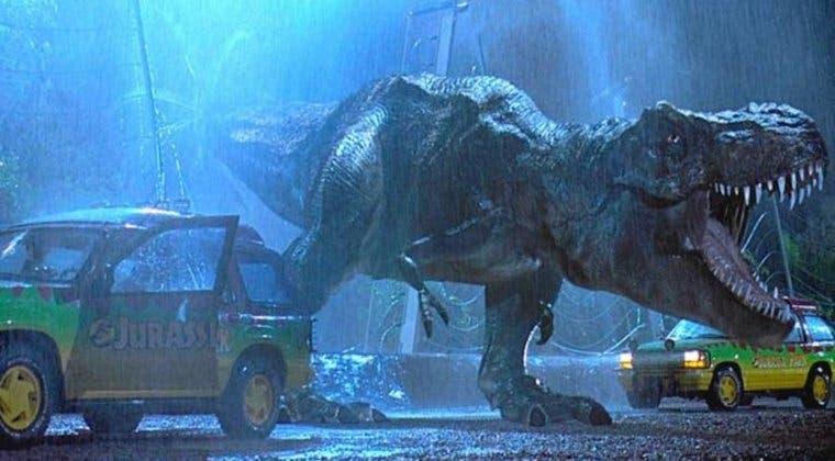 Imagen de El guionista de Jurassic Park explica por qué Spielberg cortó una escena épica del T-Rex