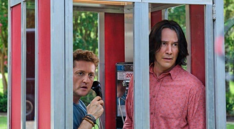 Imagen de No te pierdas el disparatado tráiler de Bill y Ted 3 con Keanu Reeves y Alex Winter