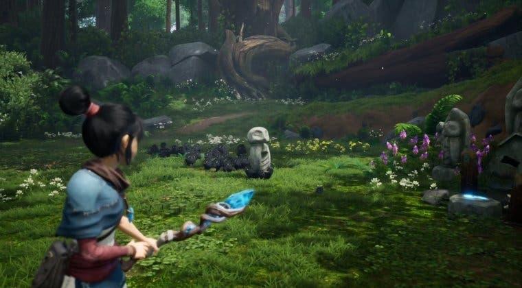 Imagen de Kena: Bridge of Spirits anuncia su fecha de salida con un nuevo tráiler