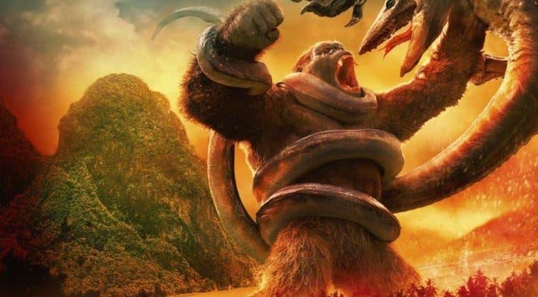 Imagen de La sinopsis de Godzilla vs. Kong promete una guerra que podría destruir el planeta