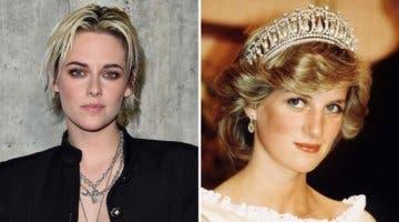 Imagen de Así luce Kristen Stewart (Crepúsculo) como la Princesa Diana en Spencer