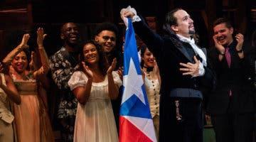 Imagen de El musical Hamilton ya está disponible en Disney Plus España