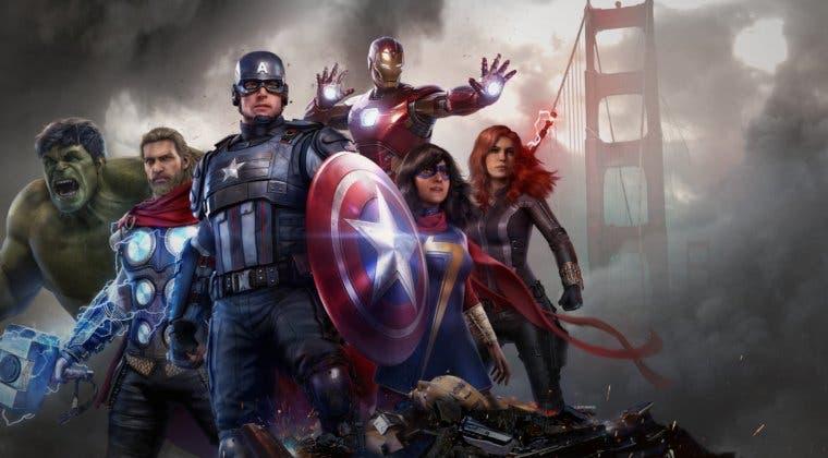 Imagen de Marvel's Avengers muestra gameplay, tráiler de historia y mucho más