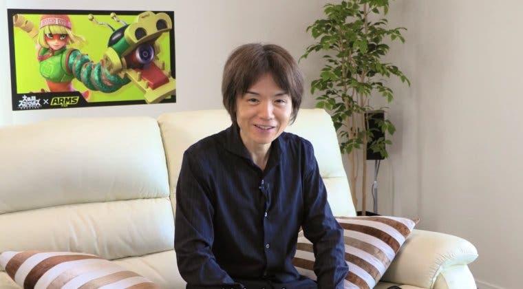 Imagen de Masahiro Sakurai, padre de Super Smash Bros., deja ver su gran colección de consolas