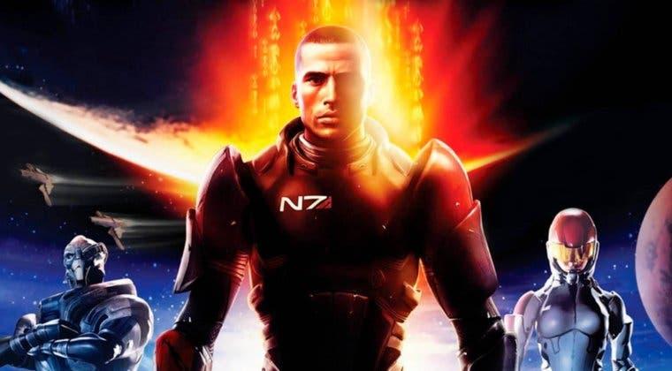 Imagen de Se filtra la fecha de lanzamiento y precio de Mass Effect: Legendary Edition