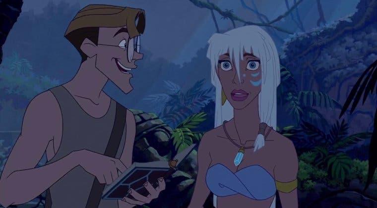 Imagen de Esta es la secuela de Atlantis: El Imperio Perdido, que nunca llegamos a ver
