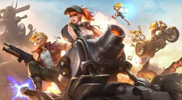 Imagen de SNK presenta Metal Slug Code: J, el nuevo título de la veterana saga