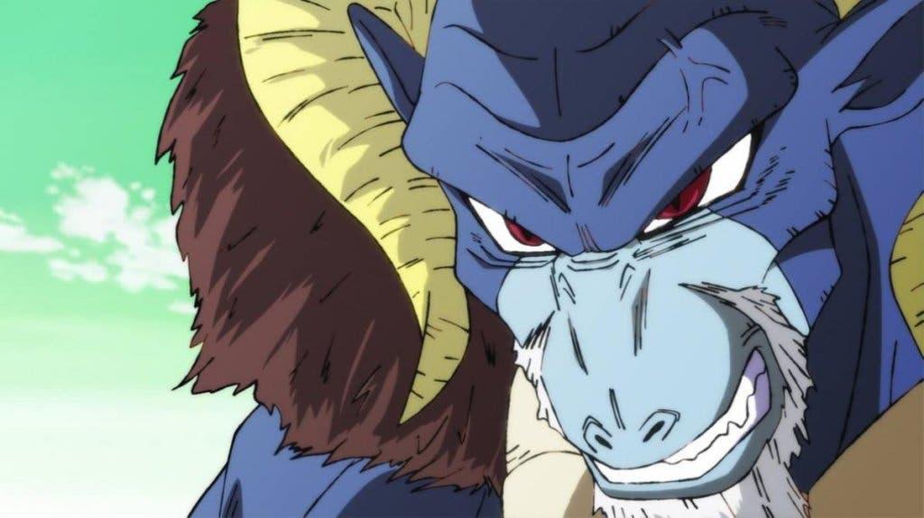moro dragon ball super transformación manga 61
