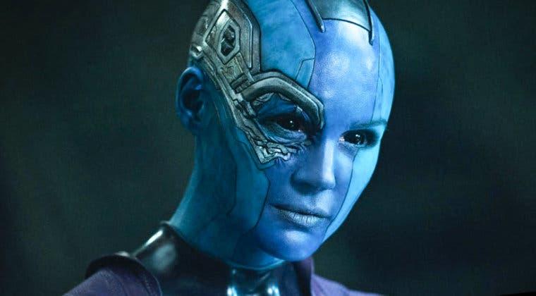 Imagen de Guardianes de la Galaxia Vol. 3: Karen Gillan (Nébula) habla sobre el futuro de su personaje
