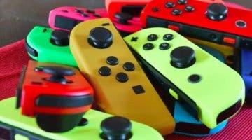 Imagen de Nintendo se enfrenta a una nueva demanda por culpa de los Joy-Con de Switch