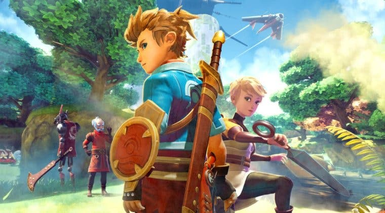 Imagen de Oceanhorn 2: Knights of the Lost Realm contará con un relanzamiento en forma de Gold Edition