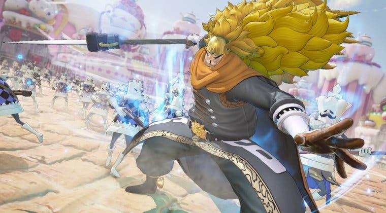 Imagen de One Piece: Pirate Warriors 4 presenta el tráiler de su DLC de Vinsmoke
