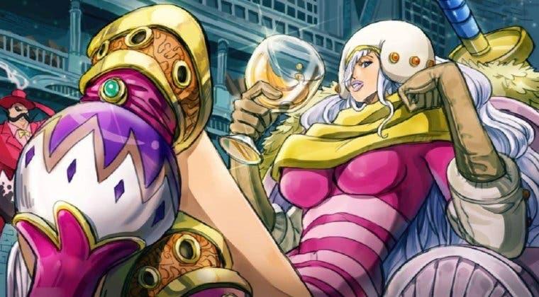 Imagen de One Piece: Pirate Warriors 4 muestra a Charlotte Smoothie en un nuevo tráiler