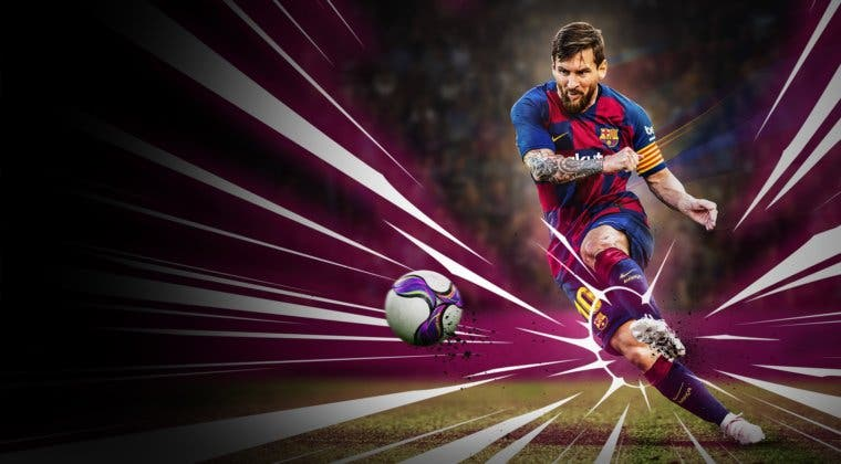 Imagen de eFootball PES 2021 podría tratarse de una actualización de temporada