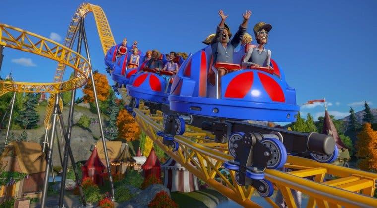 Imagen de Planet Coaster: Console Edition retrasa su lanzamiento y suma versiones de PS5 y Xbox Series X