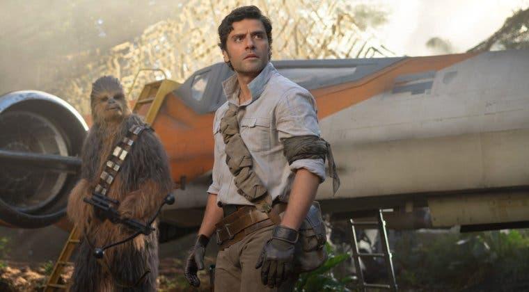 Imagen de Star Wars: Oscar Isaac no quiere retomar el papel de Poe Dameron, de momento