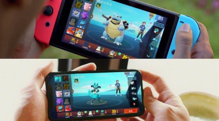 Imagen de La beta de Pokémon Unite, el MOBA para móviles y Switch, nos deja nuevo gameplay del juego