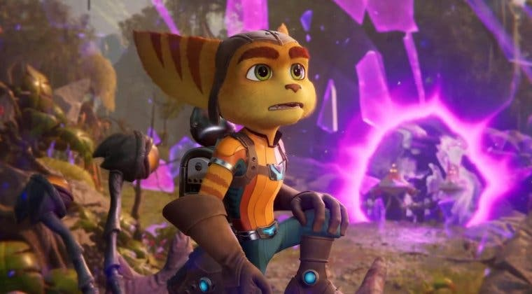Imagen de Ratchet & Clank Rift Apart es el esperado regreso en PS5 y se anuncia con este gameplay