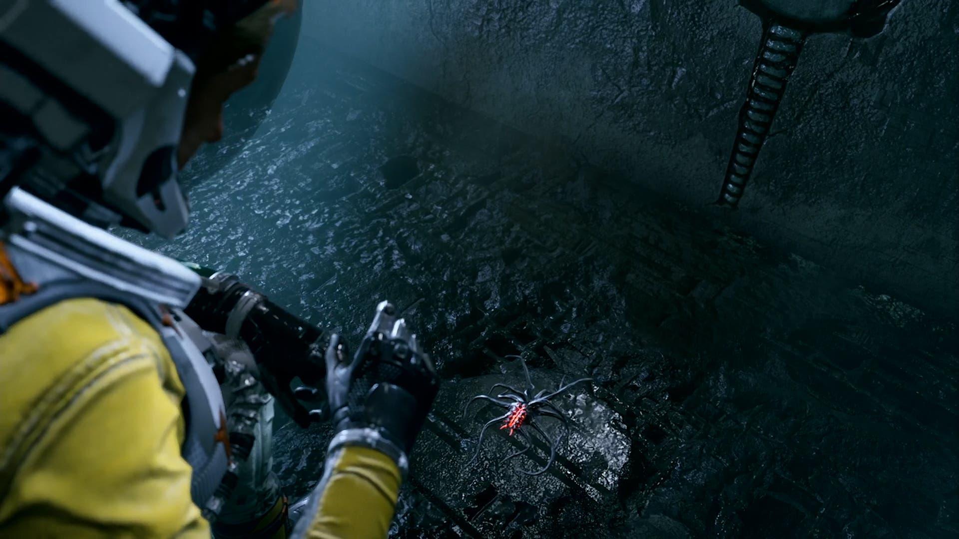 Anunciado Returnal, una nueva franquicia para PS5 de los creadores de Stormdivers