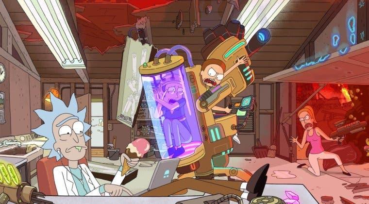 Imagen de Rick y Morty: ¿qué significa el final de la temporada 4?