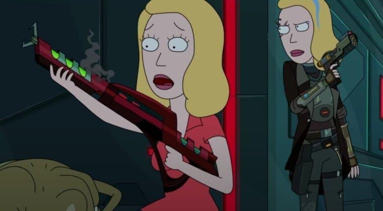 Imagen de Rick y Morty: un videojuego podría haber revelado qué Beth es el clon