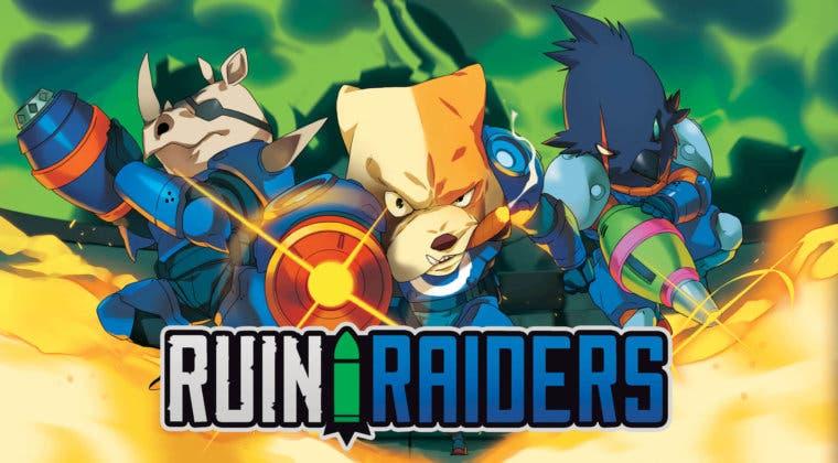 Imagen de Así es Ruin Raiders, lo nuevo de OverPowered Team para PC y consolas