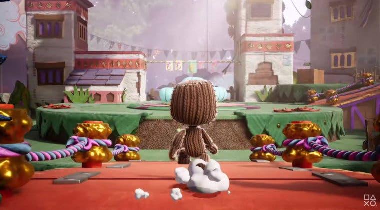 Imagen de Sackboy: a Big Adventure es un spin-off de Little Big Planet que llegará a PS5