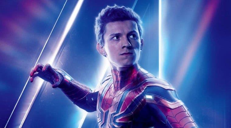 Imagen de Tom Holland ya está rodando Spider-Man 3 en Atlanta tras finalizar Uncharted