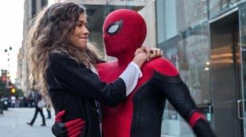 Imagen de Zendaya se suma a la fiesta y también anuncia su propio título de Spider-Man 3