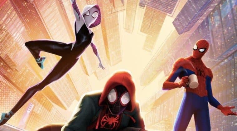 Imagen de La animación de Spider-Man: Un nuevo universo 2 será aún más sorprendente