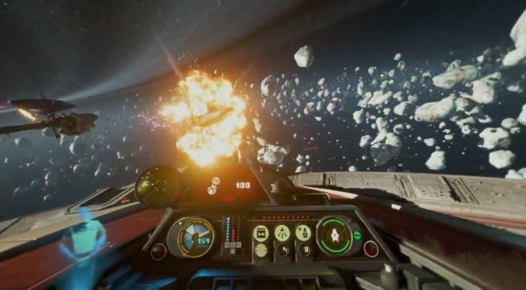 Imagen de Star Wars: Squadrons permitirá desactivar la HUD y los cosméticos para lograr más inmersión