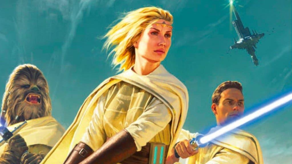 The Light of Jedi será el futuro de Star Wars