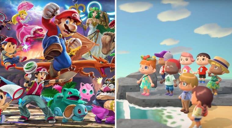 Imagen de Así serían los personajes de Super Smash Bros. Ultimate en Animal Crossing: New Horizons