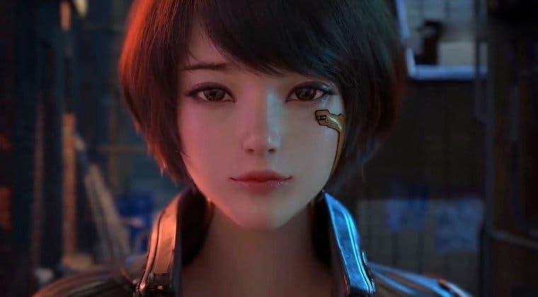 Imagen de Tencent presenta la demo técnica SYN, un espectacular título cyberpunk de nueva generación