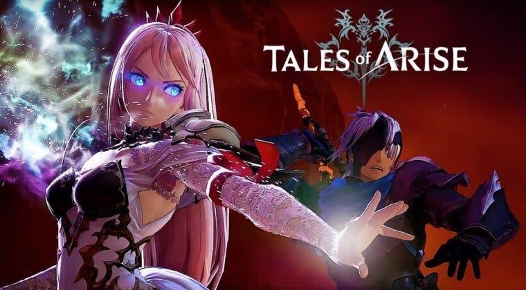 Imagen de Bandai Namco confirma que Tales of Arise no se lanzará este año