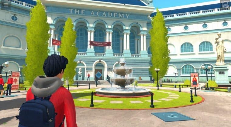Imagen de The Academy, título de acenturas y puzles estudiantiles confirma fecha para PC y móviles