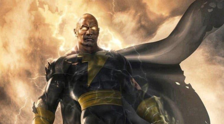 Imagen de Black Adam: Dwayne Johnson confirma que asistirá al DC FanDome