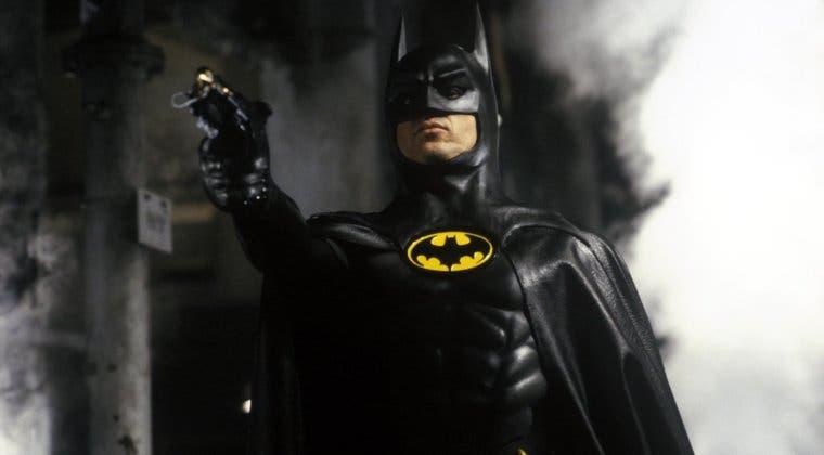 Imagen de Michael Keaton podría regresar como Batman en la película The Flash