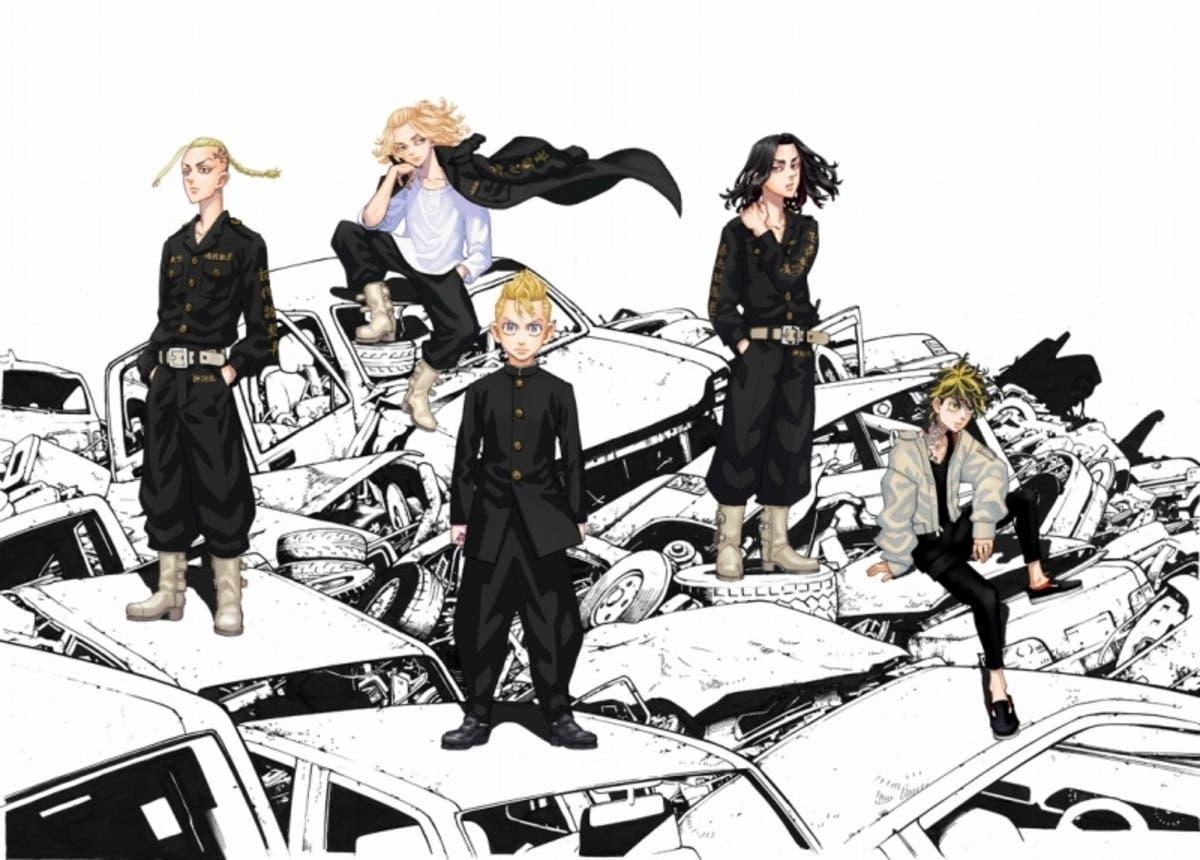 Tokyo Revengers confirma su anime para 2021 con un 'tráiler'
