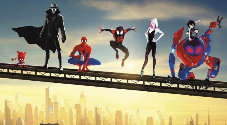 Imagen de Spider-Man: Un nuevo universo 2 podría tener a una voz de Peter Parker ya conocida