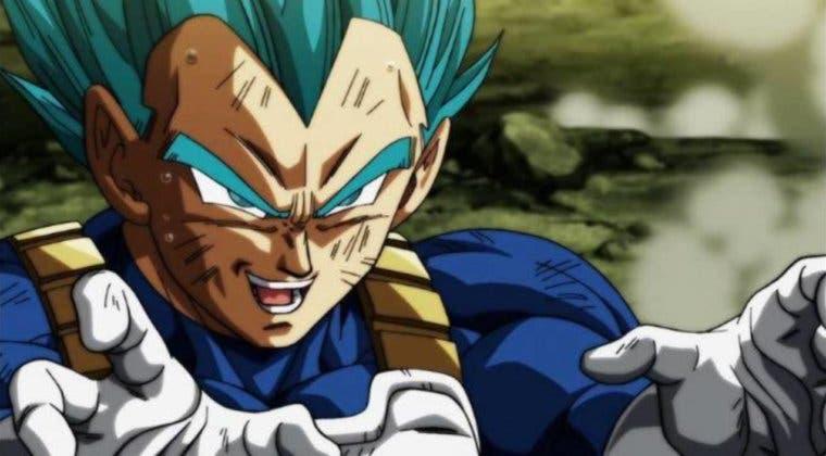 Imagen de Así es la revolucionaria técnica de Vegeta en Dragon Ball Super
