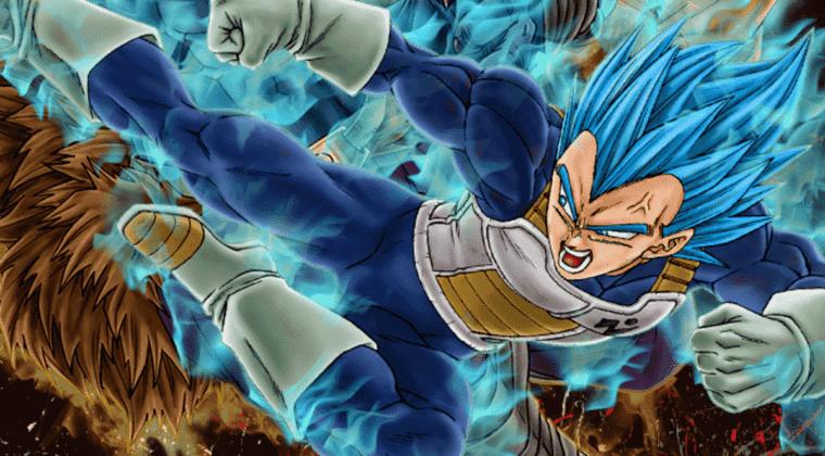 Imagen de 'Partición forzada del espíritu'; al detalle la nueva técnica de Vegeta en Dragon Ball Super