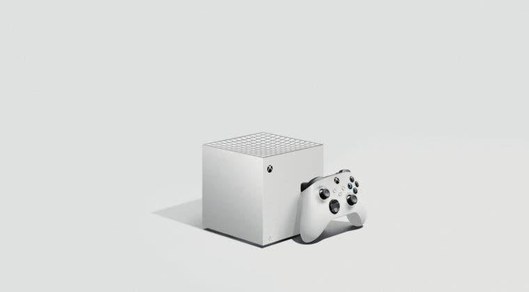 Imagen de Xbox Series S es real; se confirma la consola 'barata' a través de un mando